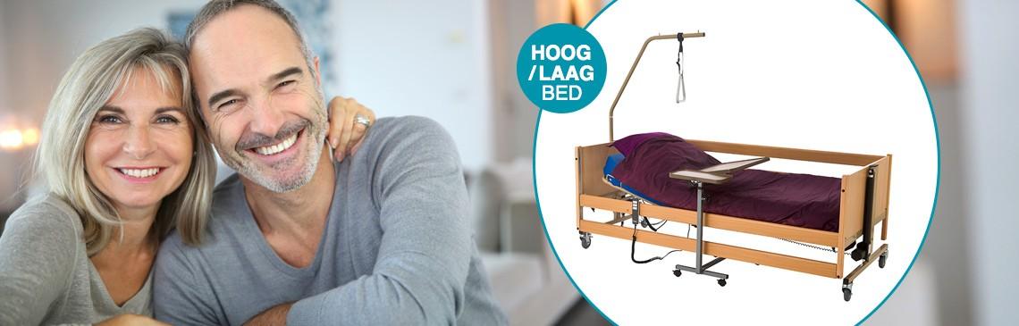 Hoog / Laag bed