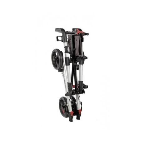 Track ergonomische rollator