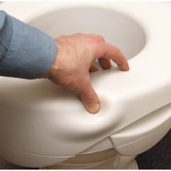 Toiletverhoger Contact Plus