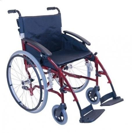D Lite lichtgewicht rolstoel