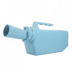 Urinaal - man, met terugloopbeveiliging