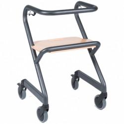 Saljol Page rollator en trippelstoel